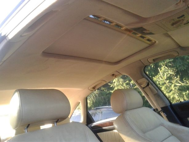 AUDI A6 C5 Sedan Jasny Środek Kremowy Fotele Skóra Elektryka Europa 99