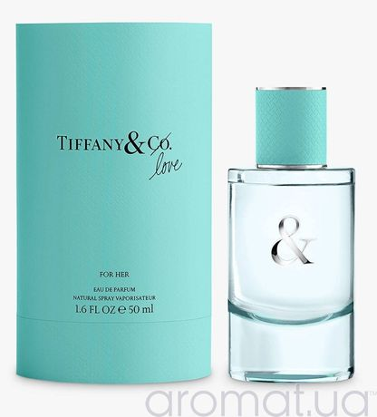 Tiffany and co love for her