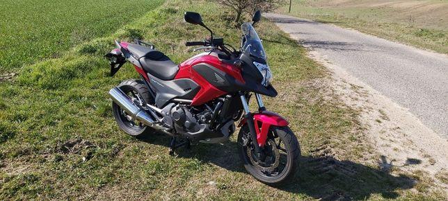 Honda NC750X 2014rok nc750 Super stan! ZAREJESTROWANY!