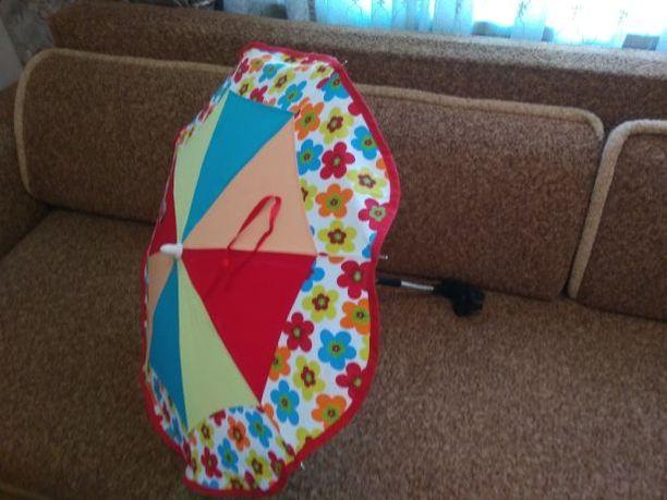 Зонт зонтик для коляски