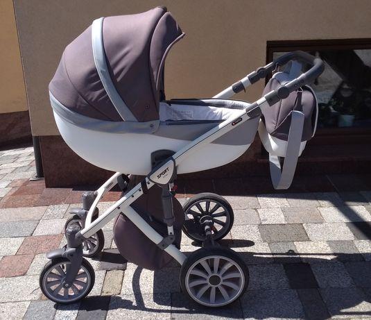 Wózek Anex Sport 2 w 1