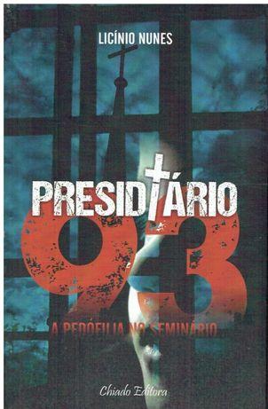 10633 Presidiário 93 de Licínio Nunes