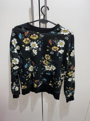 bluza w kwiatki