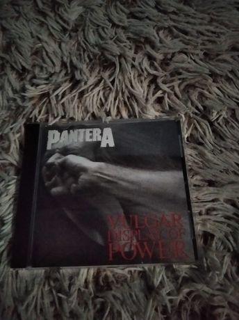 Płyta CD Pantera tytuł Vulgar