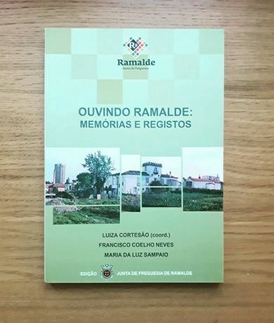 """Livro """"Ouvindo Ramalde"""""""
