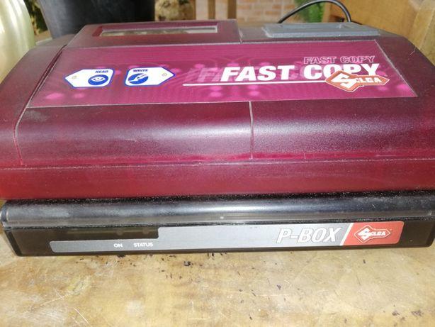 Máquina da Chaves de Transponder Fast Copy com Acopolamento P-Box
