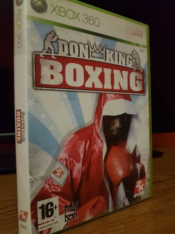 Don King Boxing Xbox 360