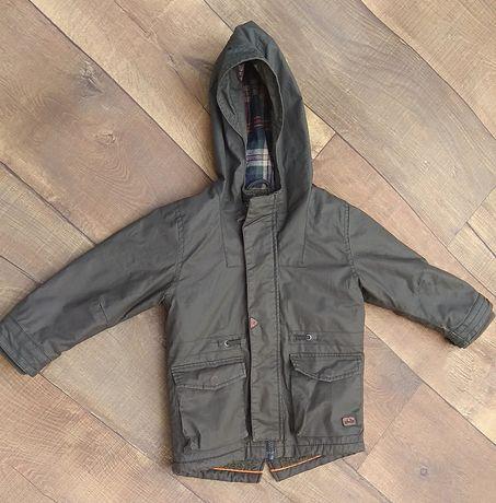 Парка пальто куртка плащ ветровка дождевик 2-3г 98-104см next