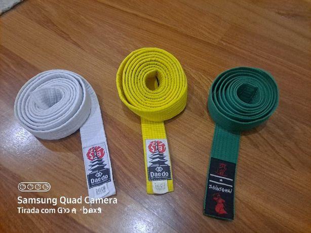 Cinto / Cinturão Taekwondo ( Vários/ Várias Cores)