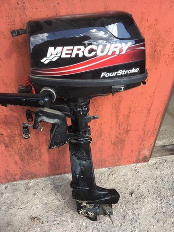 Продам лодочный мотор Mercury 6л.с.