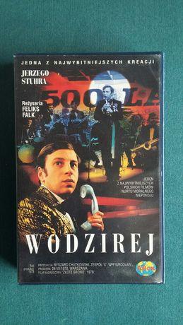Wodzirej kaseta VHS, video, Feliks Falk