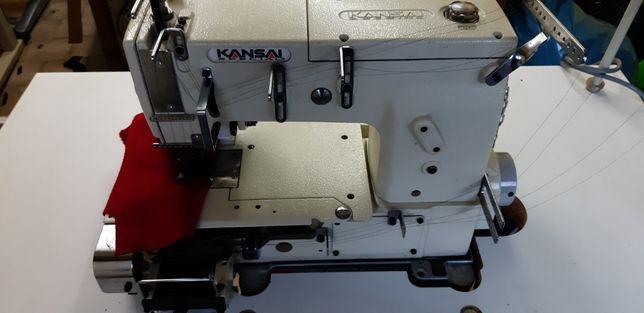 gumiarka 6 igłowa kansai special ( jak juki siruba) maszyna do szycia
