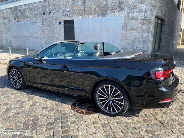 Audi A5 Cabrio Cabrio.2.0 TFSi S tronic