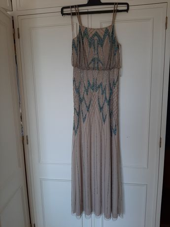 Vestido Cerimónia Tintoreto