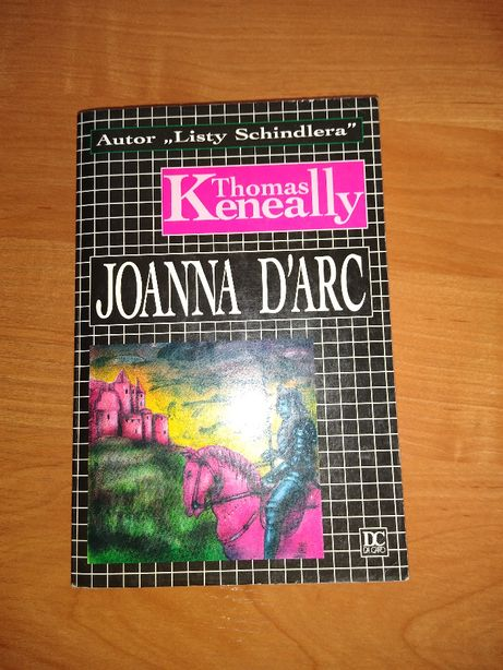 Joanna d'Arc Thomas Keneally