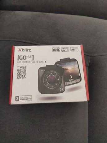 NOWY Wideorejestrator Xblitz Go SE Full HD G-Sensor wyświetlacz.