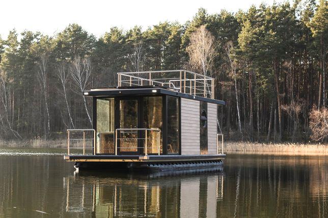 Domy na wodzie - Houseboat