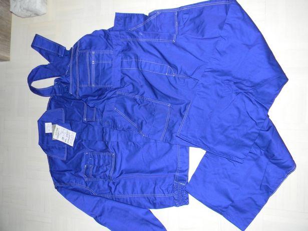 Ubranie ochronne Brixton, robocze, kombinezon, komplet r. XL 182cm