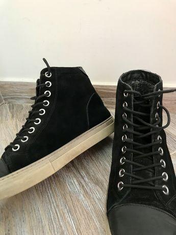 Зимние кеды осень, зимові кеди осінні, кроссовки  зима, ботинки обувь