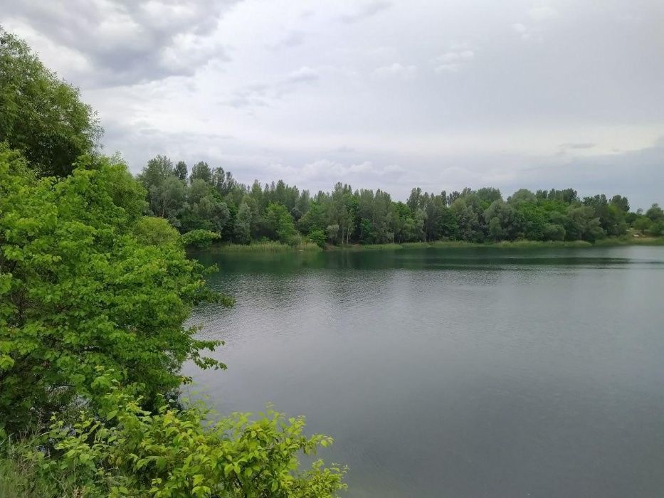 Участок возле леса и озера в Горенке (Пуща-Водица) Горенка - зображення 1