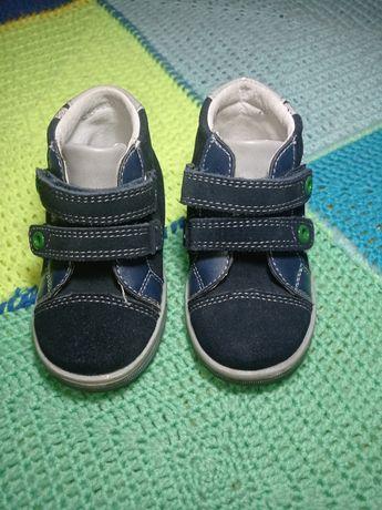 Итальянские ботинки Can'guro