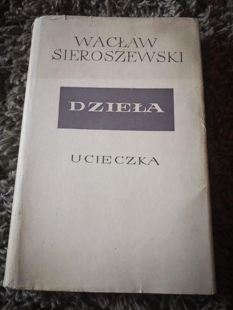 Wacław Sieroszewski Dzieła Ucieczka