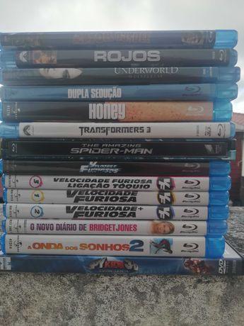 Filmes DVD Blu Ray e 3D