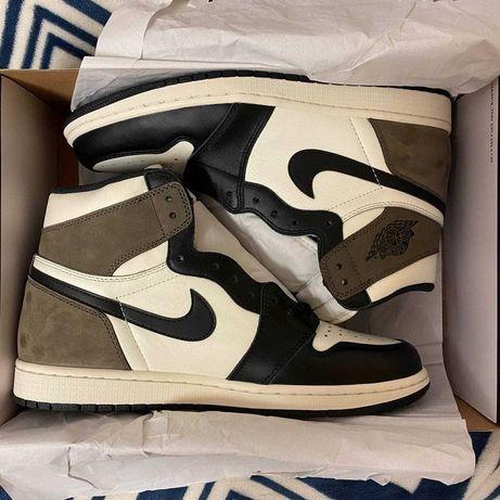 Nike Air Jordan 1 Retro High Dark Mocha 44 EU