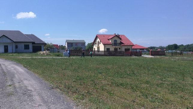 działka budowlana Marynin gm. Siedliszcze (Chełm Lub.)