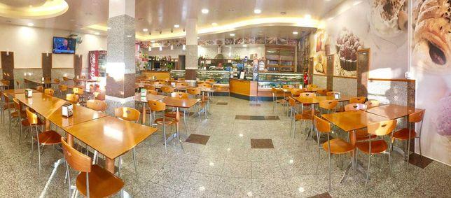 Trespasse Restaurante Pastelaria com fábrica