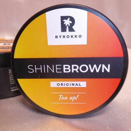 Крем- ускоритель загара Byrokko Shine Brown Premium 190 мл