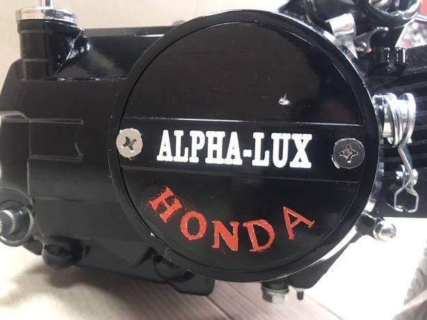Двигатель Альфа, Дельта 110, 125 кубов