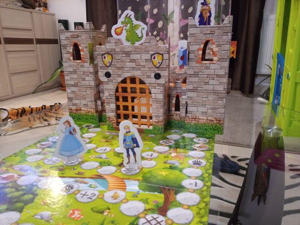 Gra planszowa Tajemniczy Zamek