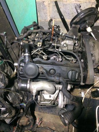 Silnik Audi A4 B5 98r 1,9 TDI oraz do vw golf  pasat