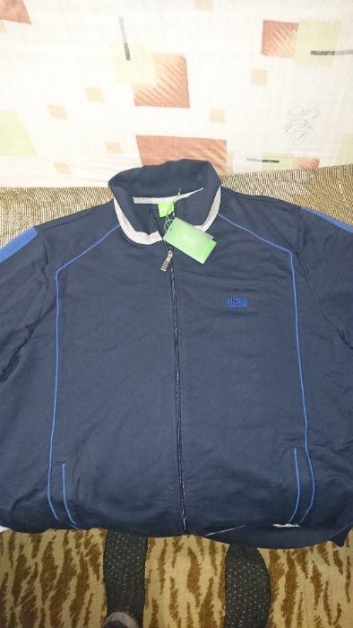 Спортивный костюм Boss темно-синий Запорожье - изображение 1
