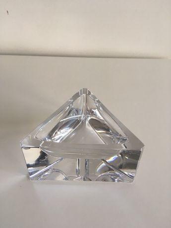 Elegante peça de cristal Atlantis