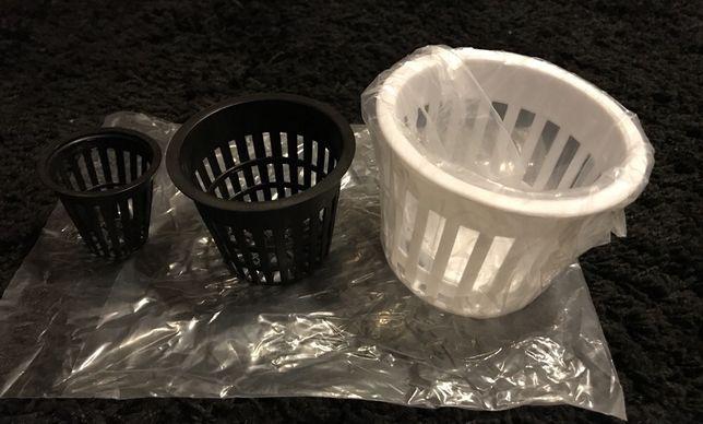 Vasos para Cultivo Hidroponia ! 3 tamanhos ! Novos