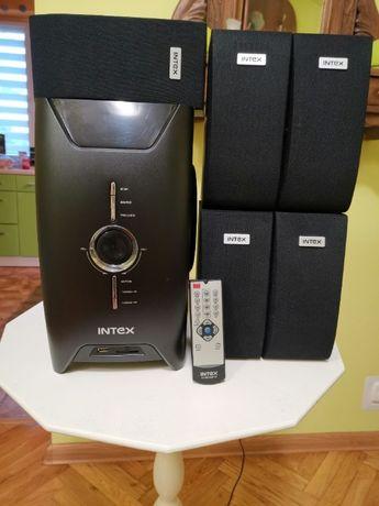 Zestaw głośników kina domowego 5.1 INTEX IT-X 5900