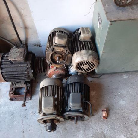 Silnik elektryczny 2.2 kw