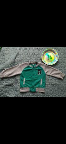 Bluza rozpinana 74