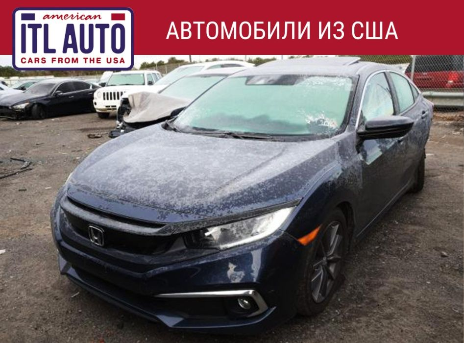Хонда Цивик HONDA CIVIC EX 2020 Авто из США Одесса - изображение 1