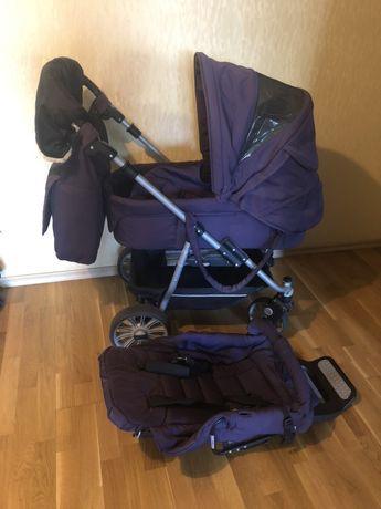 Детская коляска 2 в 1 Teutonia Fun System Германия