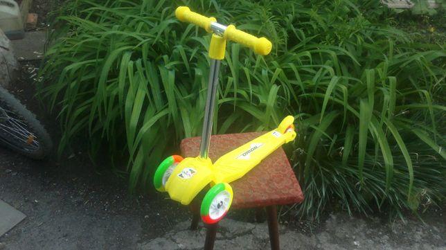 Детский трехколесный самокат ORION MINI 1200 руб.