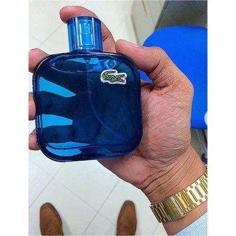 Мята, апельсин - Мужские духи 100 на Lacoste Bleu