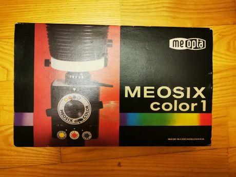 MEOSIX Color 1 Analizator barw + Wspornik 345 - firmy MEOPTA + instr.