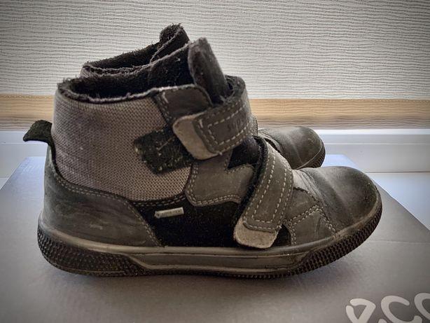Ботинки осень/зима на ребенка Superfit GoreTex 34размер