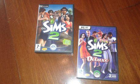 Jogos para PC SIMS 2, +12 e +7