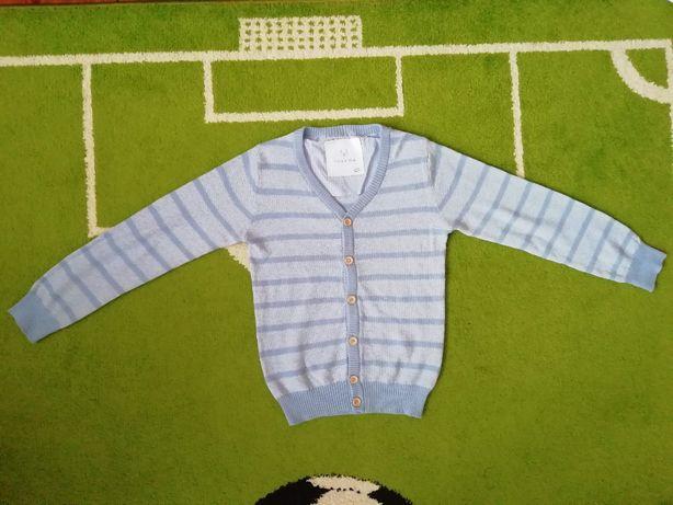sweter chłopięcy Max & Mia rozm. 128