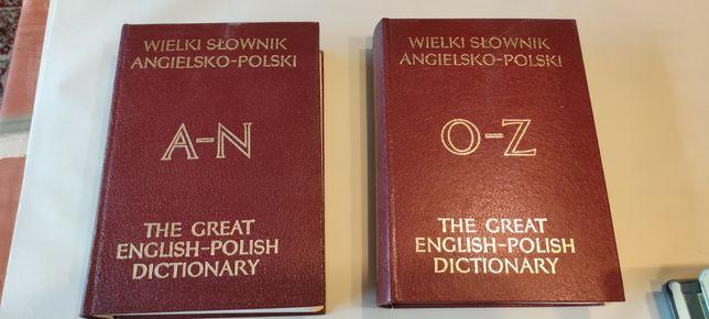 Wielki Słownik Angielsko-Polski