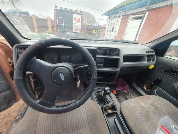 Кузов Ford Sierra